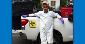 Bio Hazard Clean Up